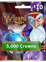 Wizard 101 $10 Gift Card