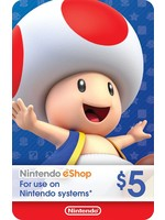 Nintendo Nintendo eShop $5