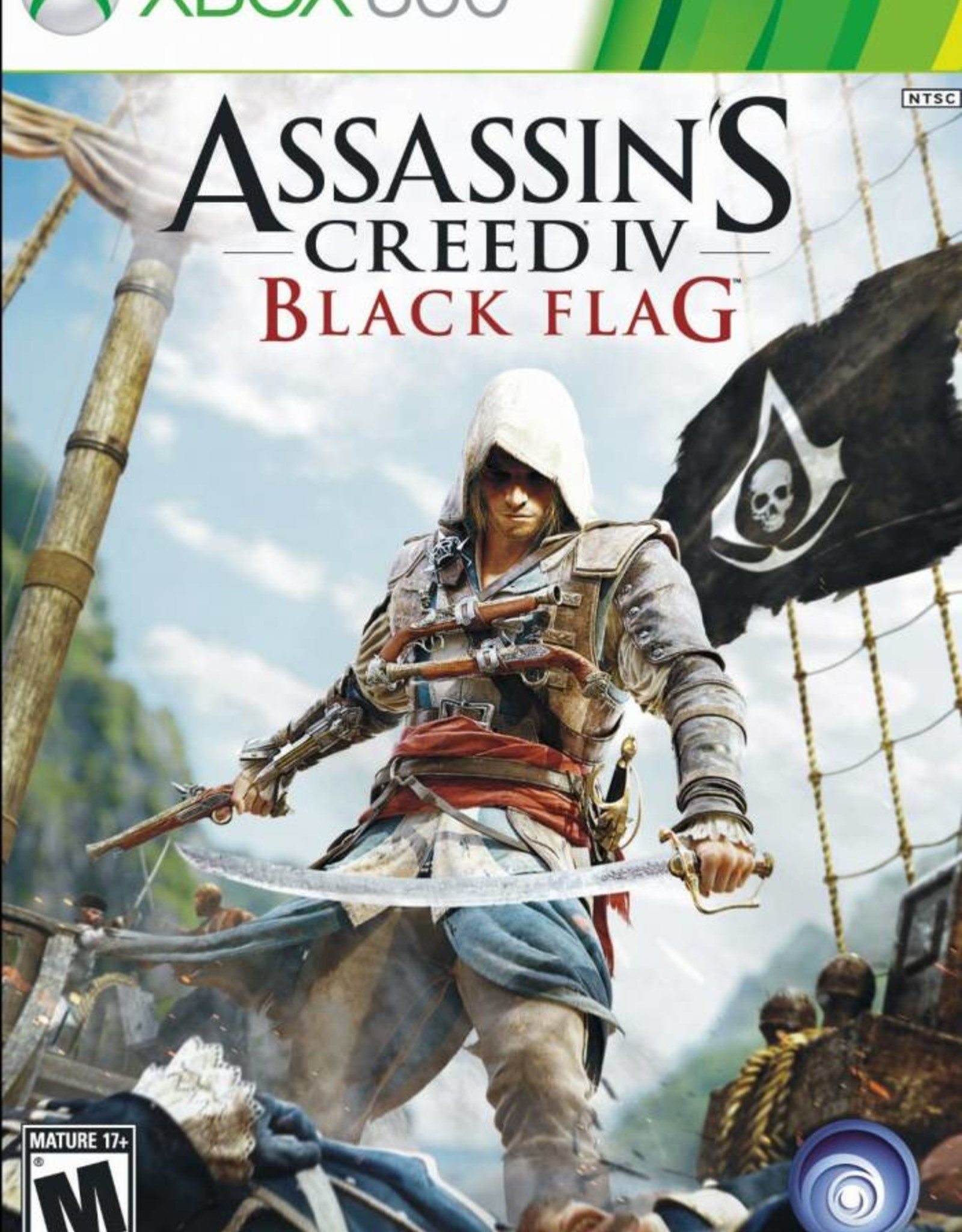 Assassin's Creed 4 Black Flag - XB360 NEW