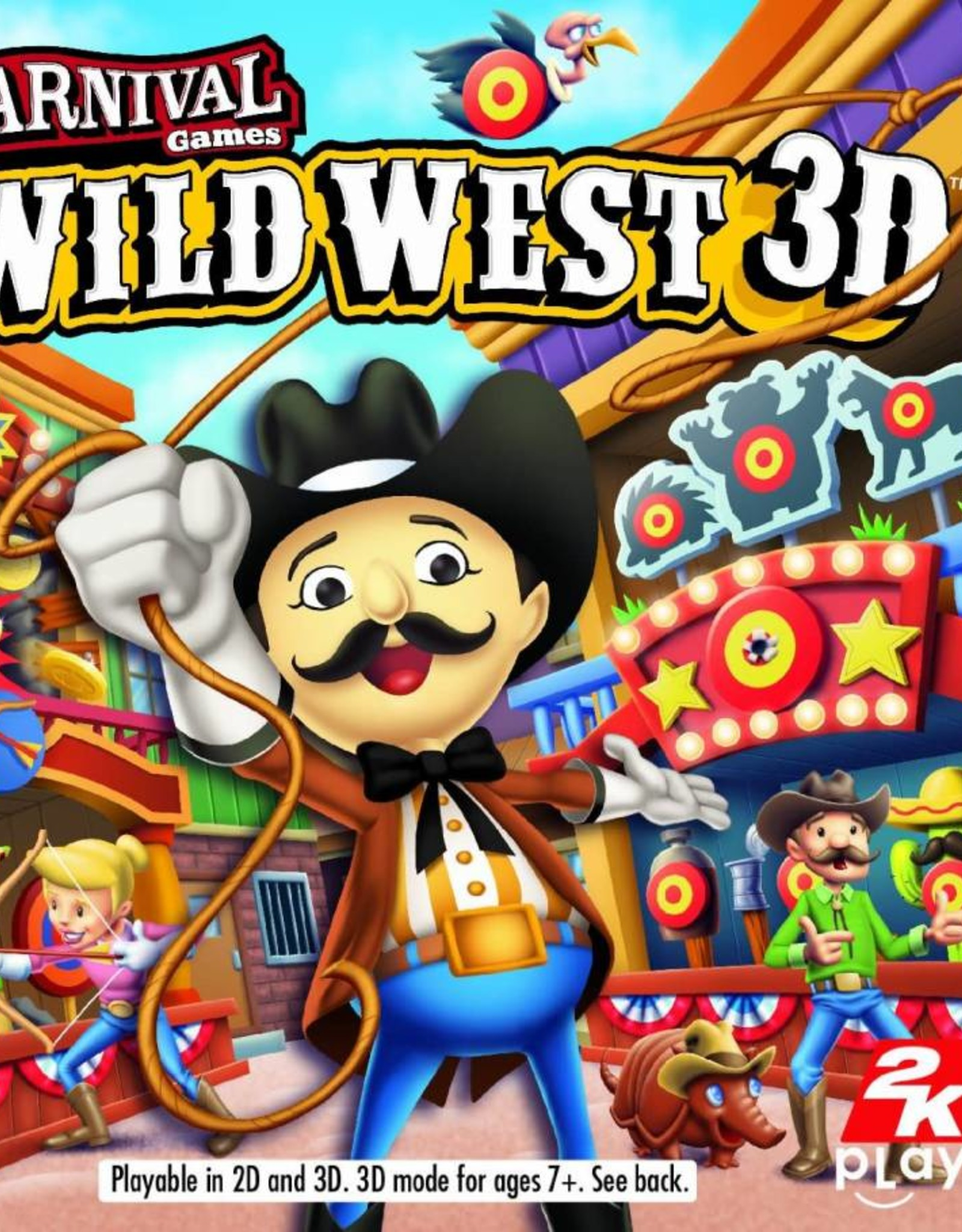 Carnival Wild West - 3DS NEW
