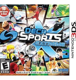 7beea22bf93e28 Deca Sports Extreme - 3DS NEW