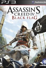 Assassin's Creed 4 Black Flag - PS3 NEW