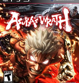 Asura's Wrath - PS3 NEW
