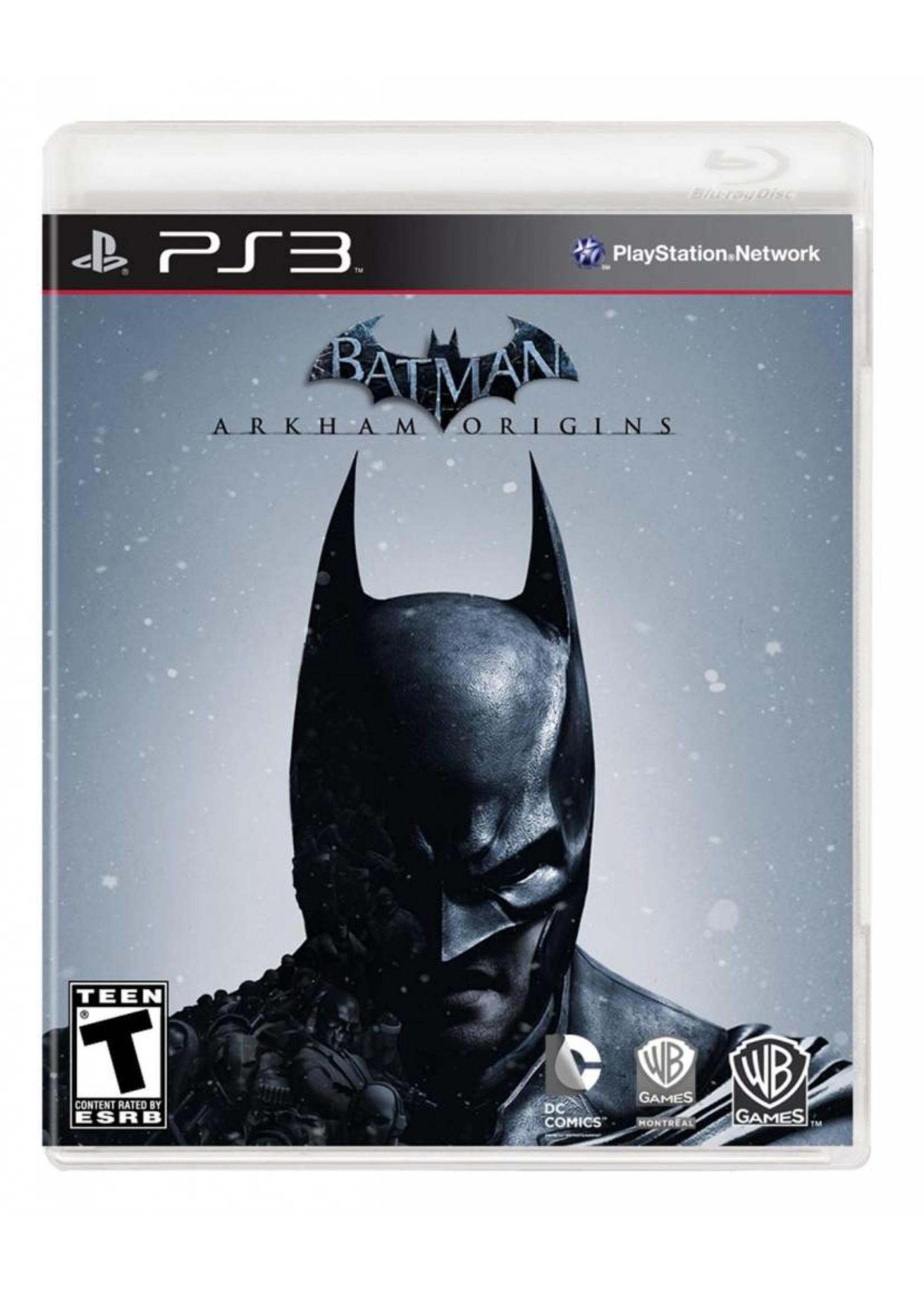 Batman Arkham Origins - PS3 NEW