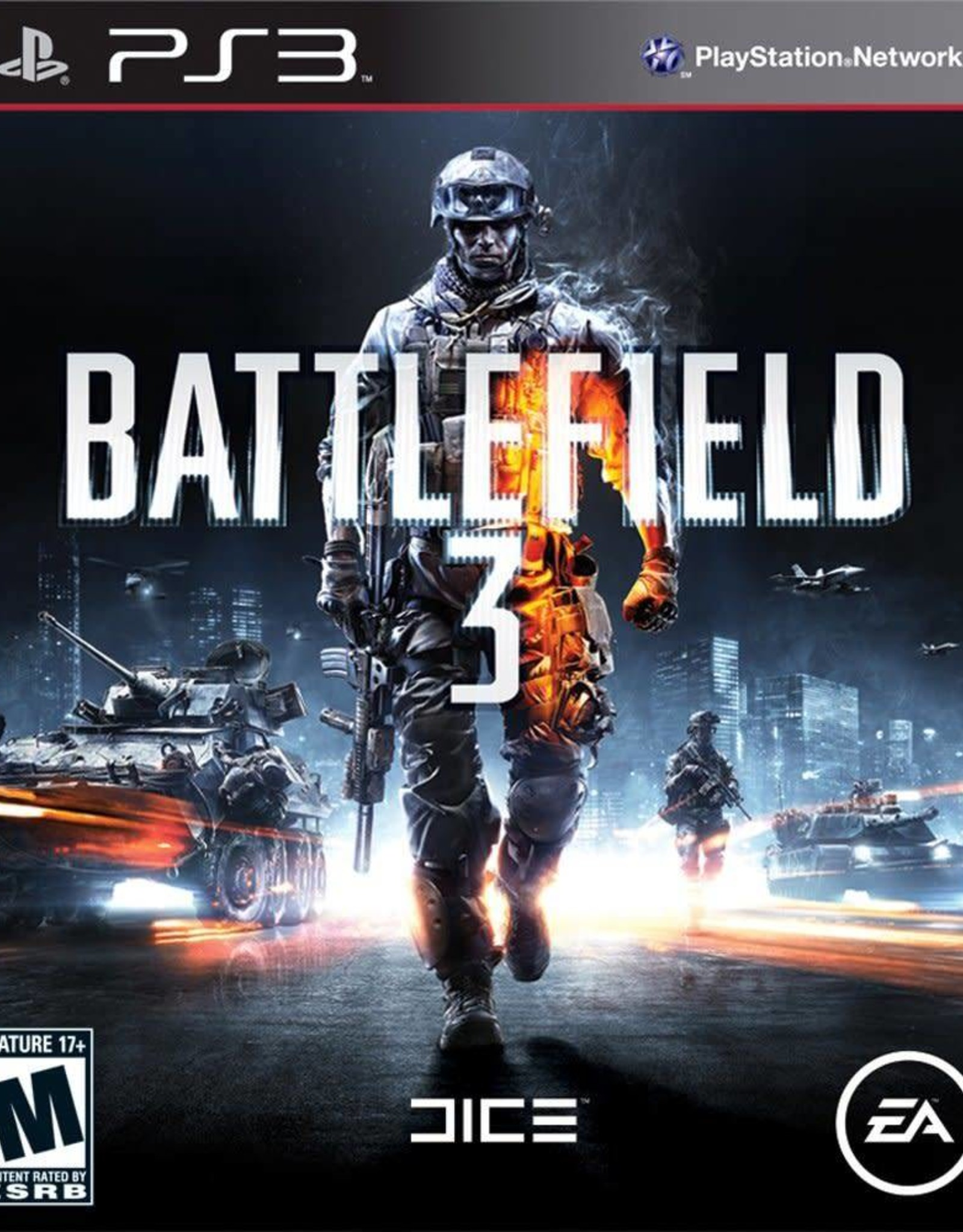 Battlefield 3 - PS3 NEW