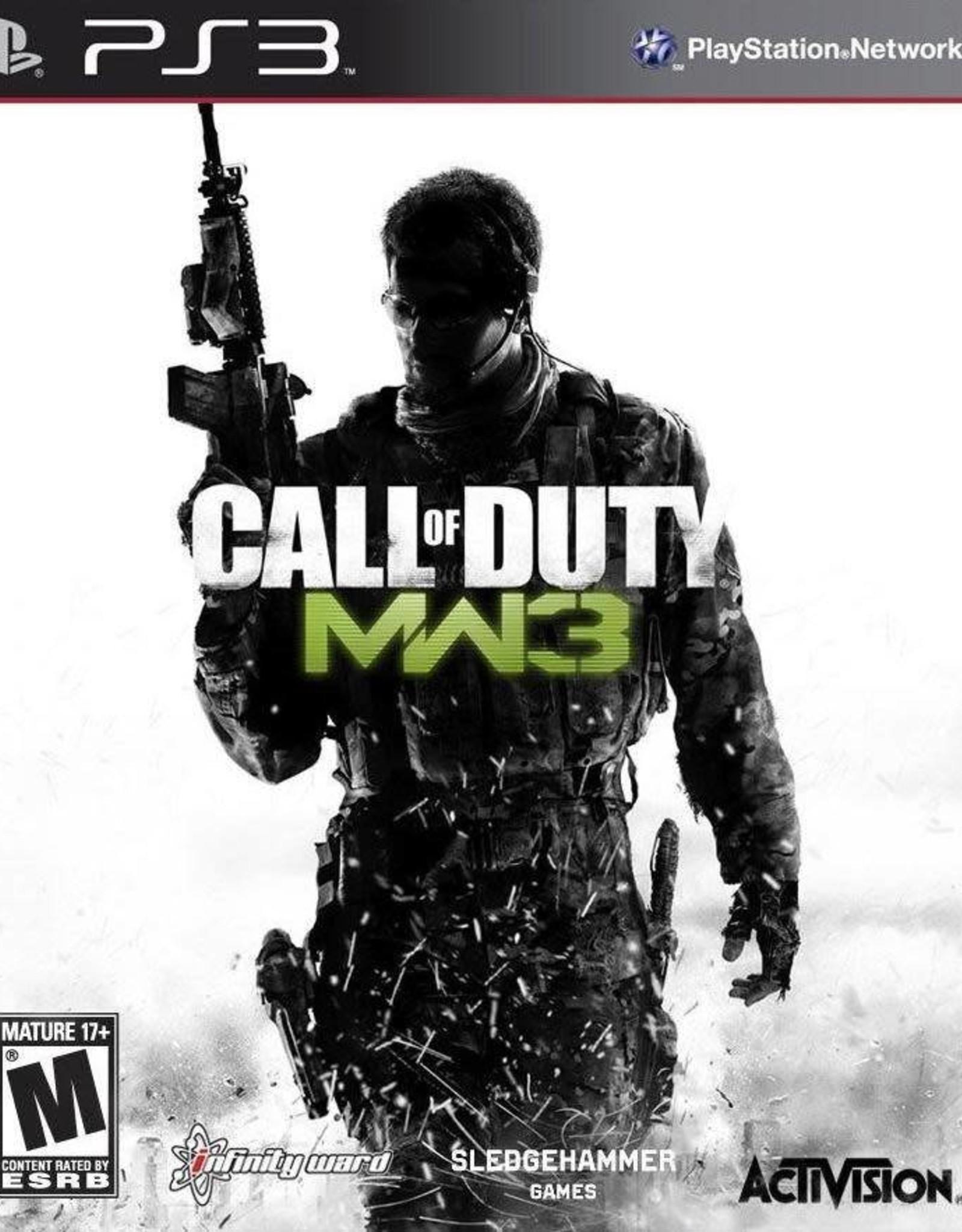 Call of Duty: Modern Warfare 3 - PS3 NEW