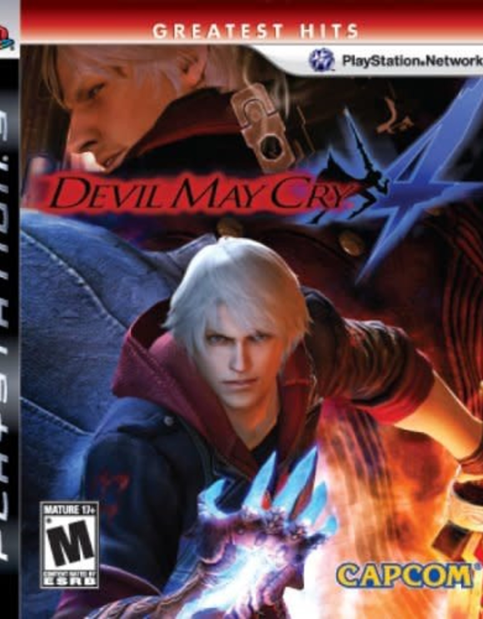 Devil May Cry 4 - PS3 NEW