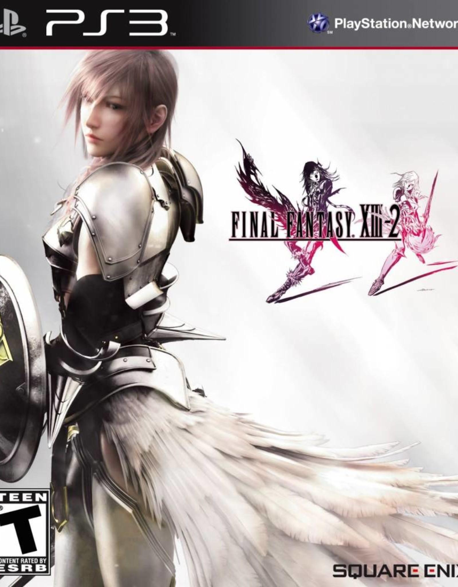 Final Fantasy 13 - 2 - PS3 NEW