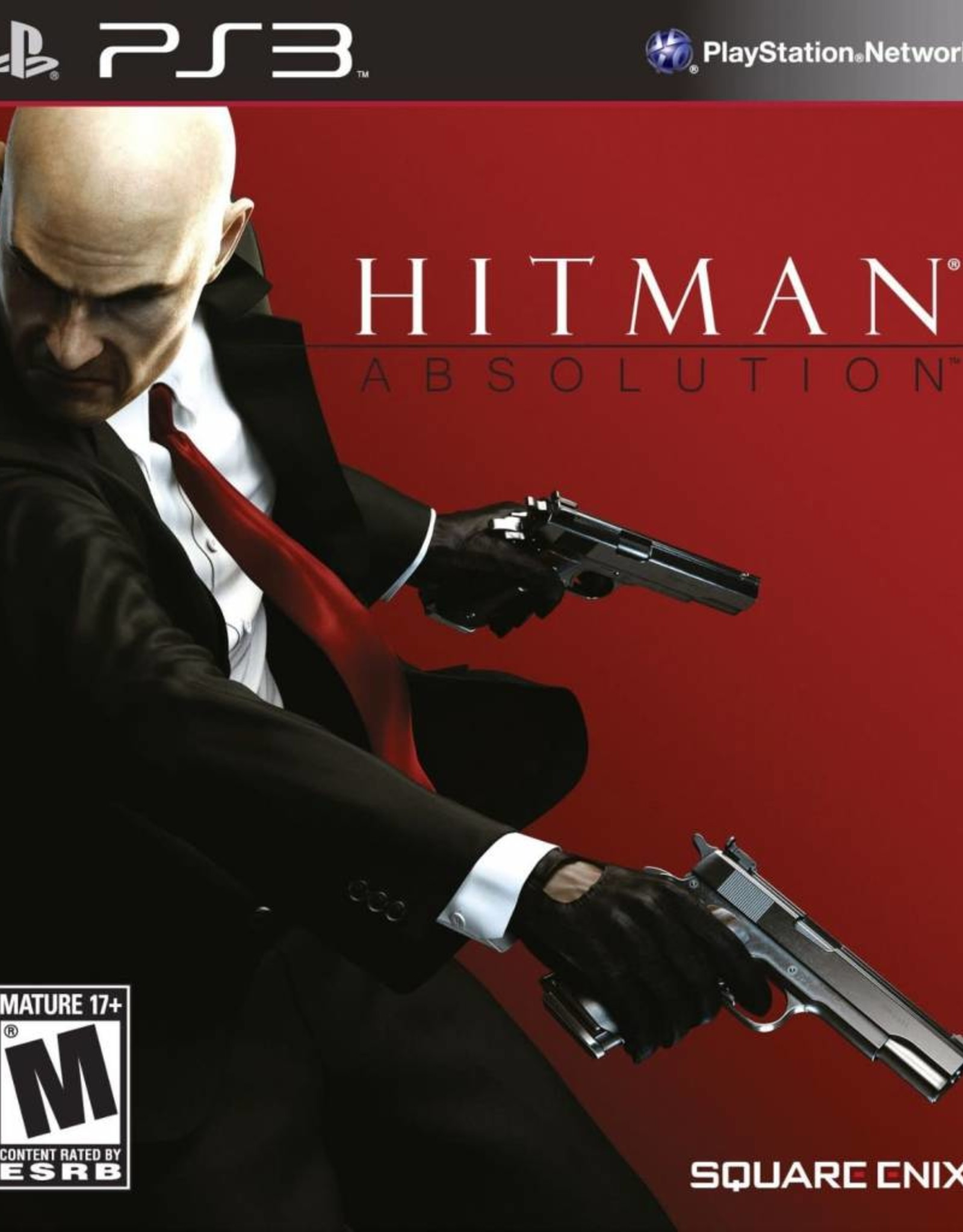 Hitman Absolution - PS3 NEW