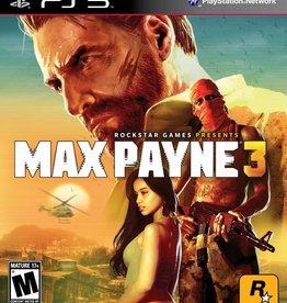 Max Payne 3 - PS3 NEW