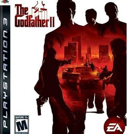 3116d147207d18 The Godfather 2 - PS3 NEW