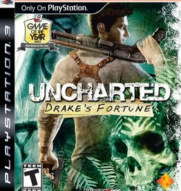 Uncharted: Drakes Fortune - PS3 NEW