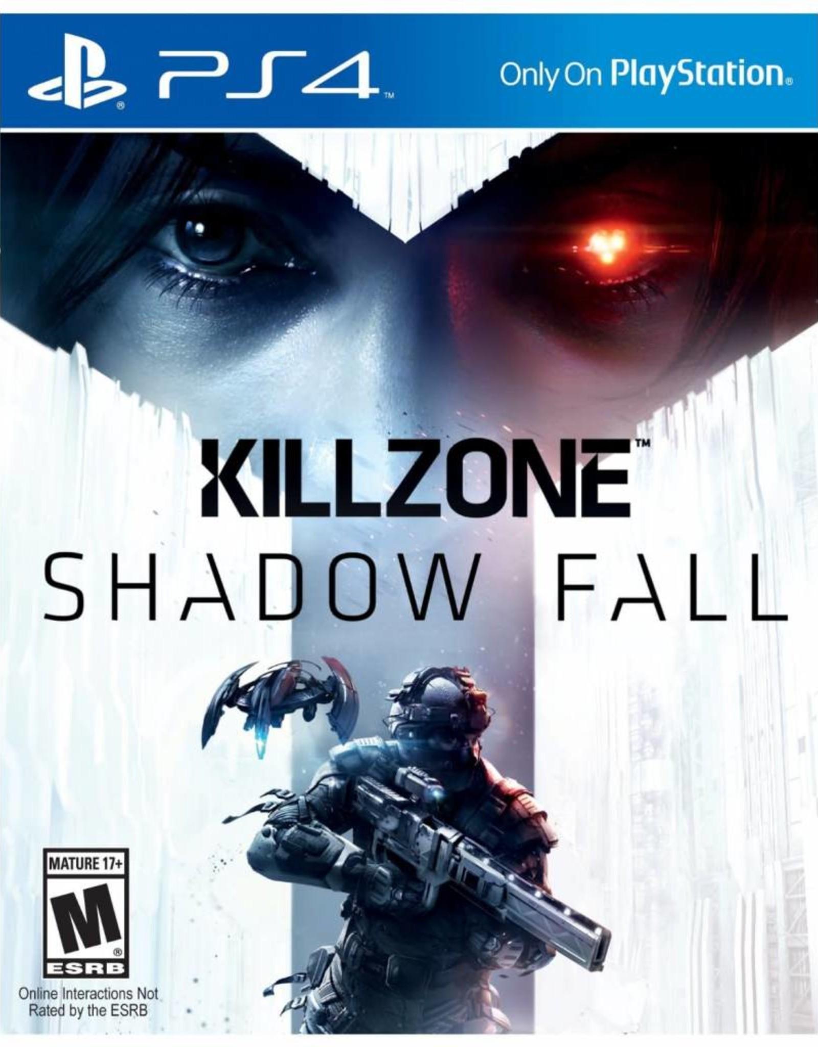 Killzone Shadow Fall - PS4 NEW