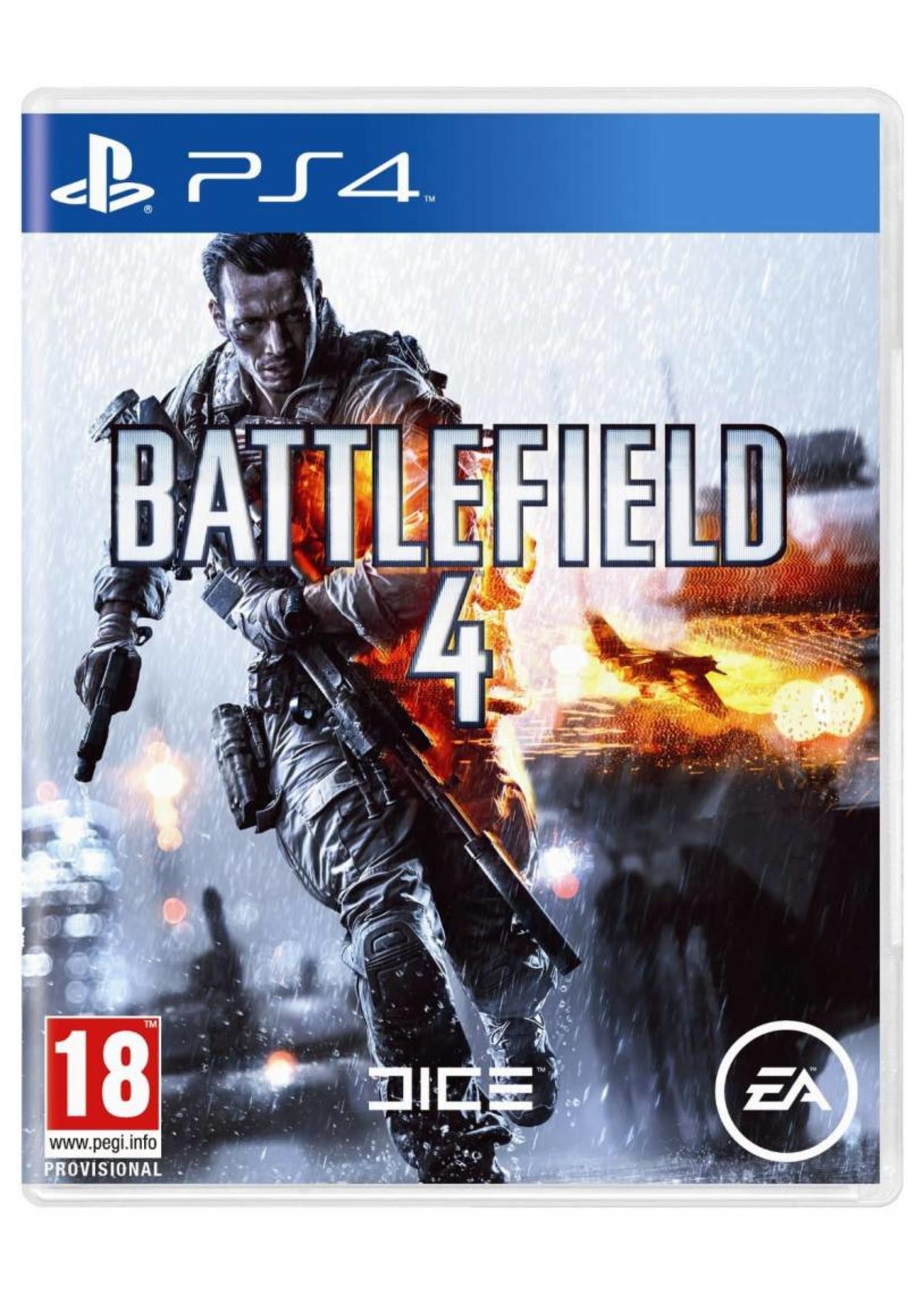 Battlefield 4 - PS4 NEW
