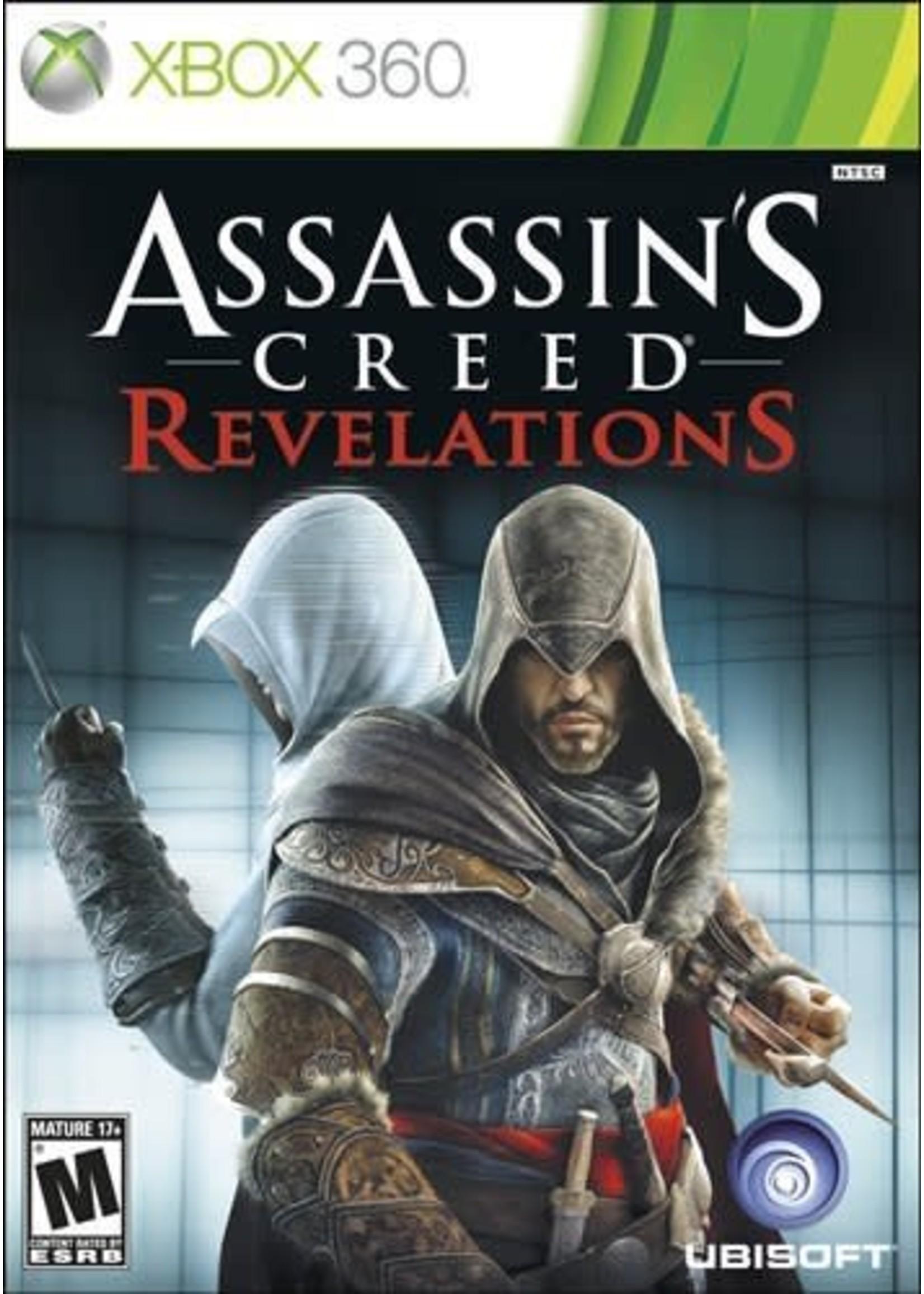 Assassins Creed: Revelations - XB360 PrePlayed