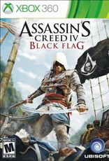 Assassin's Creed 4 Black Flag - XB360 PrePlayed