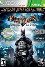 Batman: Arkham Asylum - XB360 PrePlayed