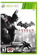 Batman: Arkham City - XB360 PrePlayed