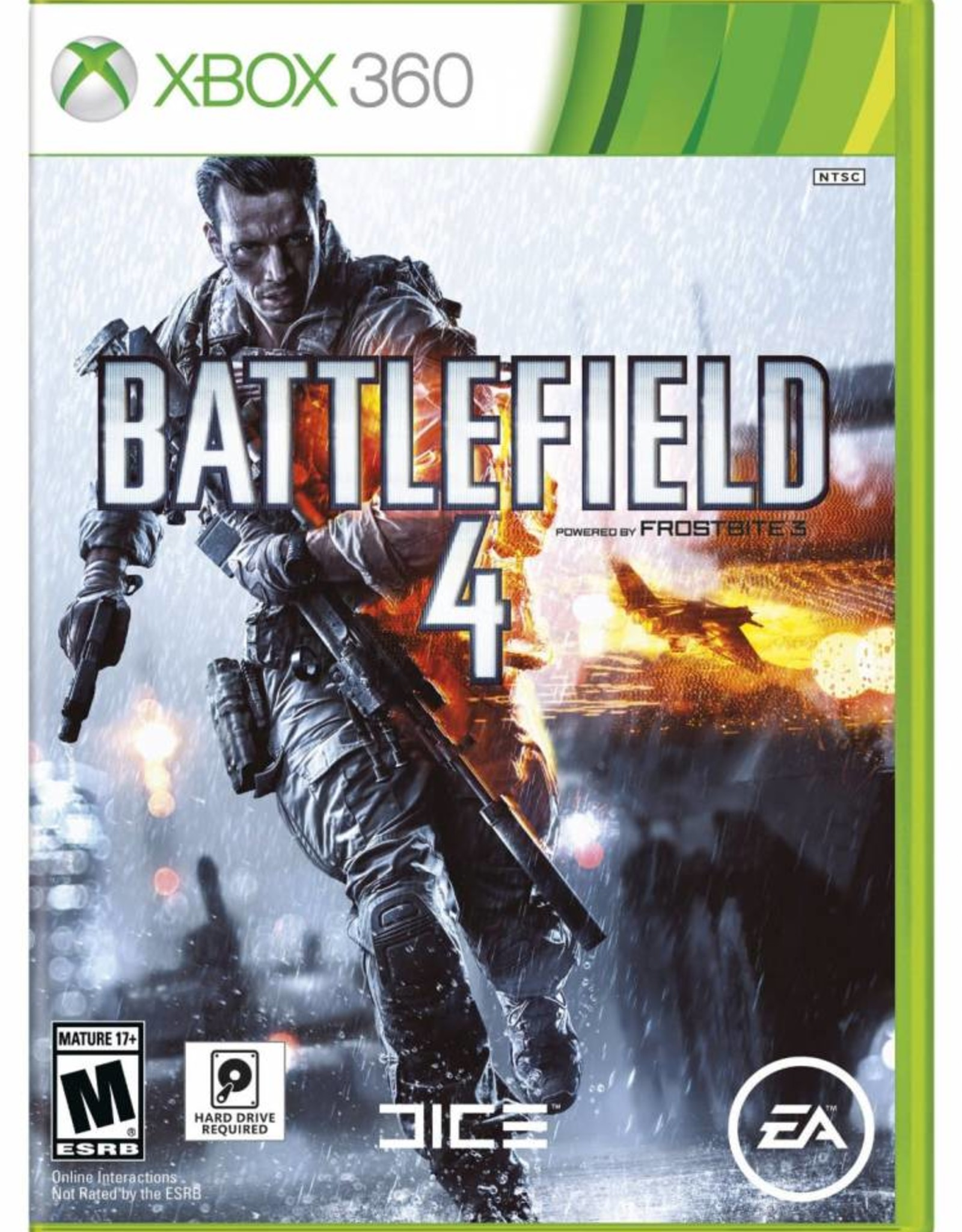 Battlefield 4 - XB360 PrePlayed
