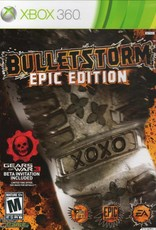Bulletstorm: Epic Edition - XB360 PrePlayed