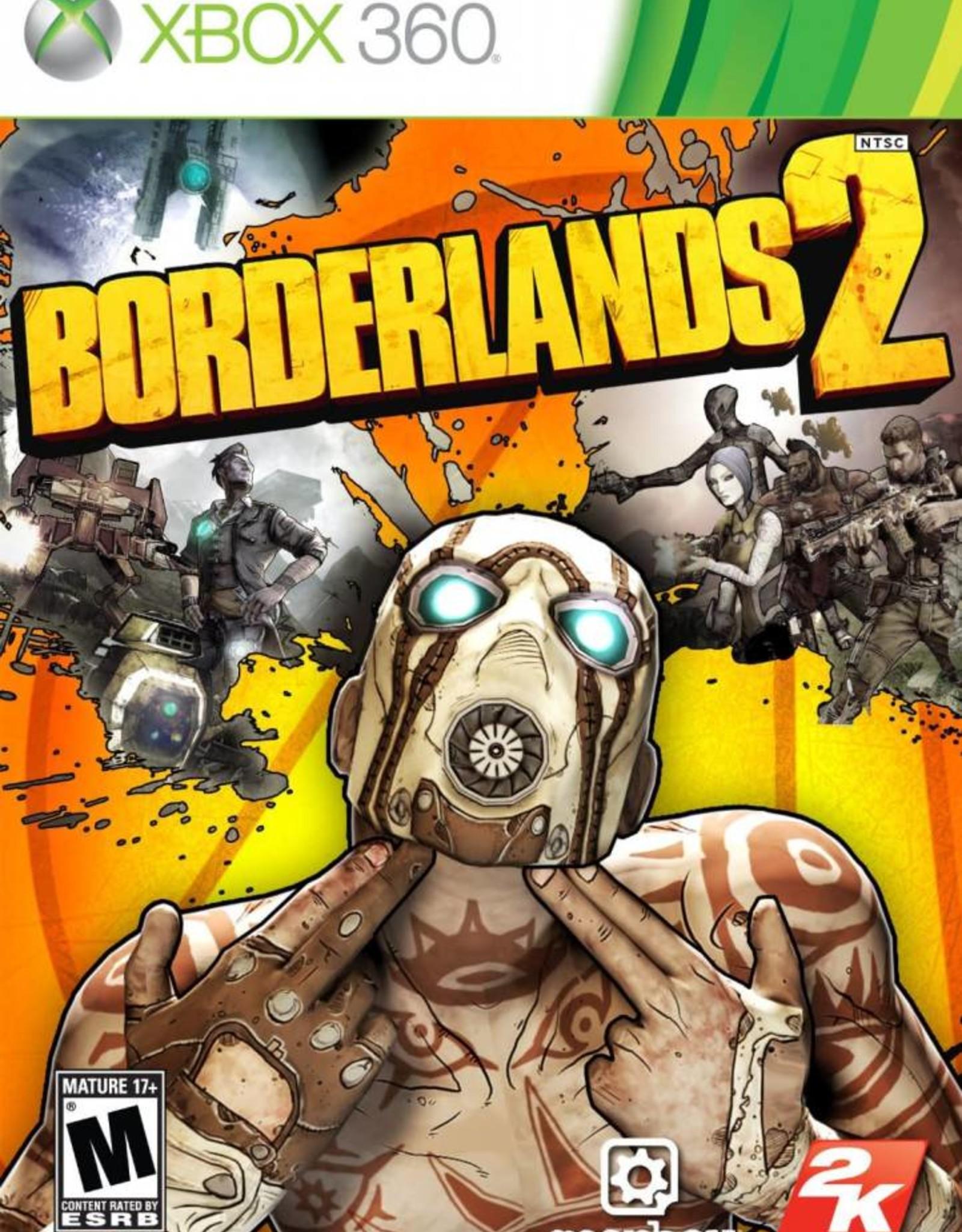 Borderlands 2 - XB360 PrePlayed