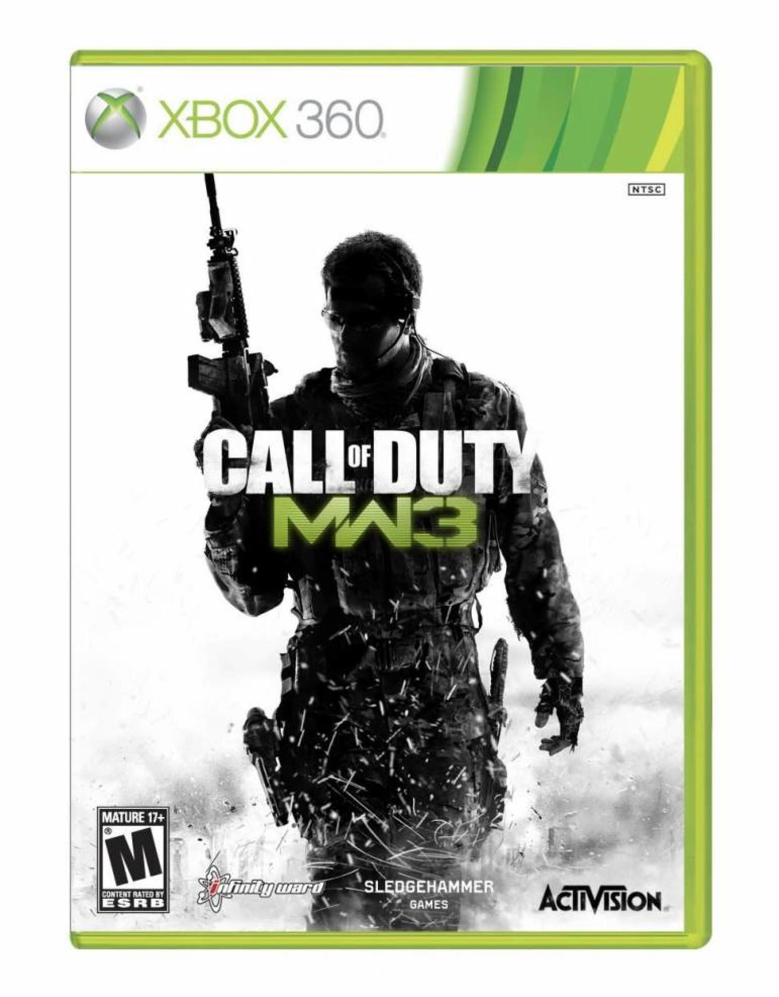 Call of Duty: Modern Warfare 3 - XB360 PrePlayed