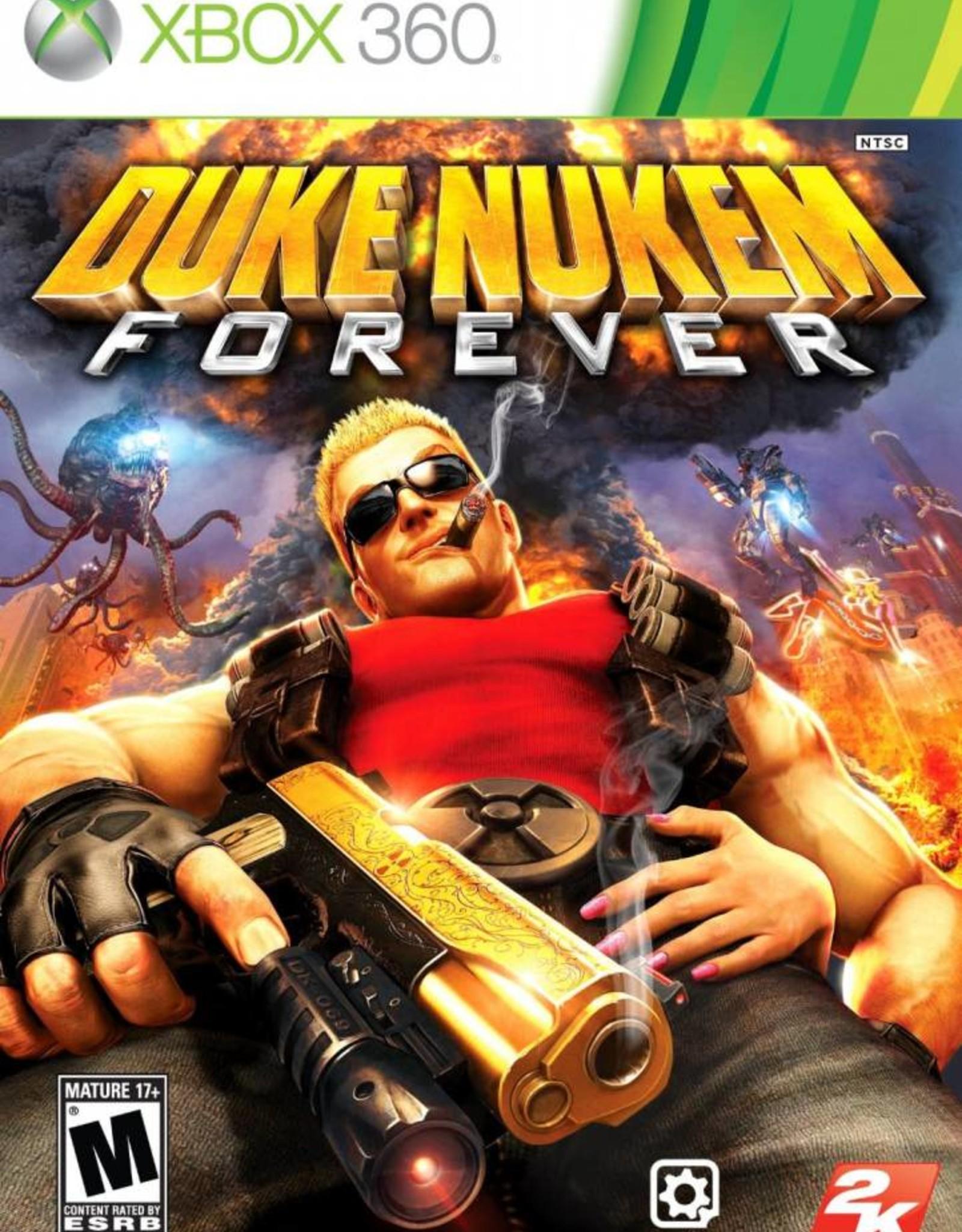 Duke Nukem Forever - XB360 PrePlayed