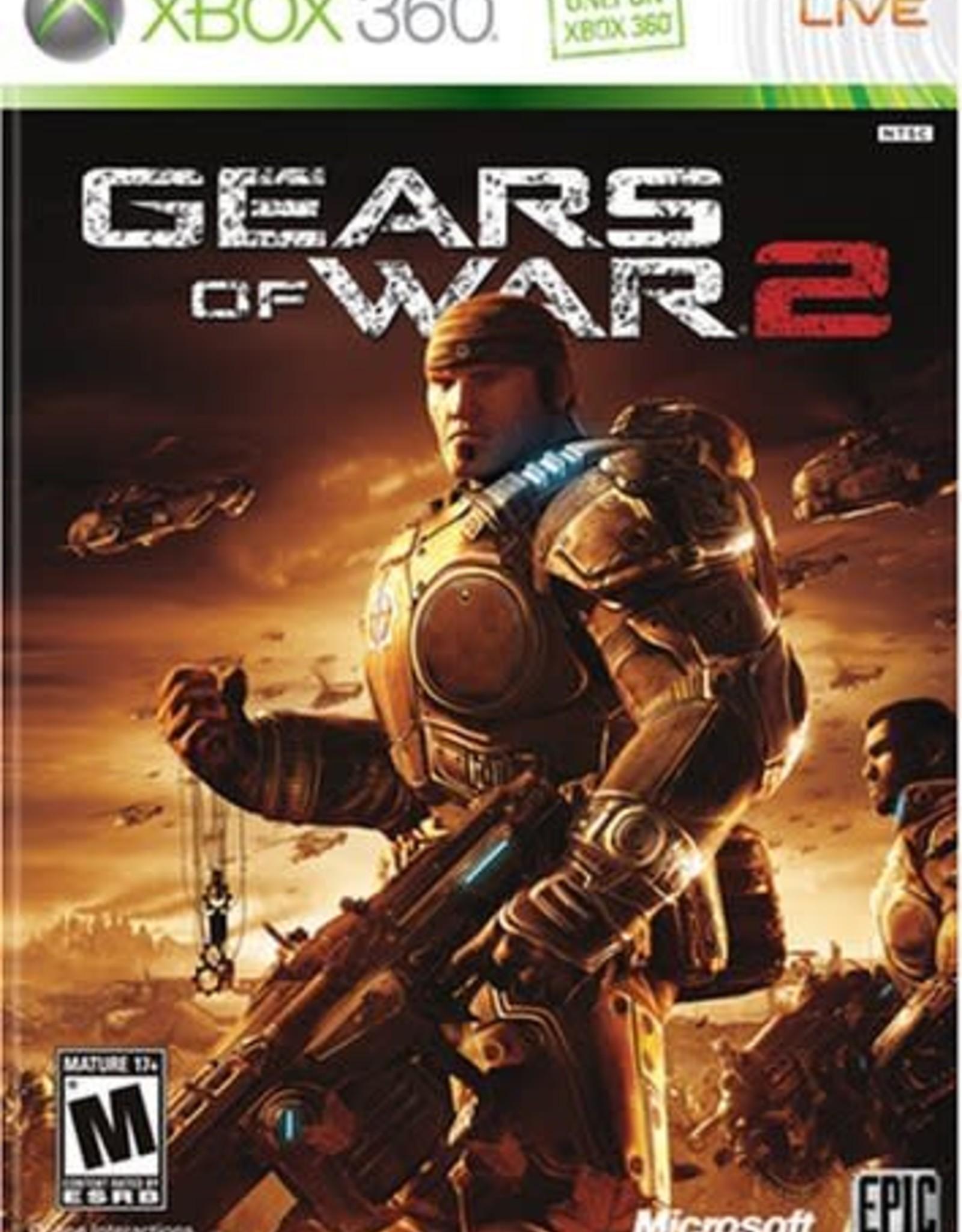 Gears of War 2 - XB360 PrePlayed