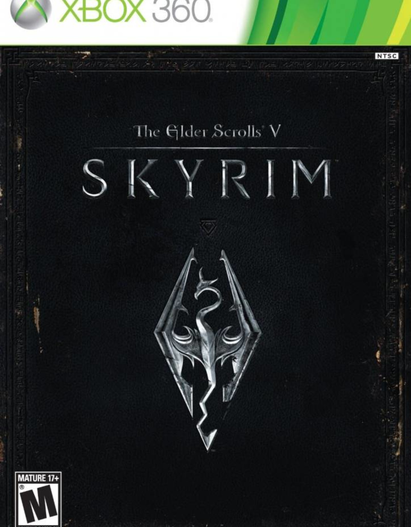 The Elder Scrolls 5: Skyrim - XB360 PrePlayed