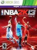 NBA 2K13 - XB360 PrePlayed
