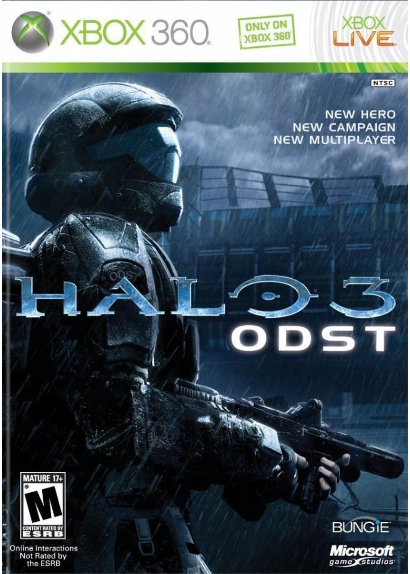 Halo 3 ODST - XB360 PrePlayed