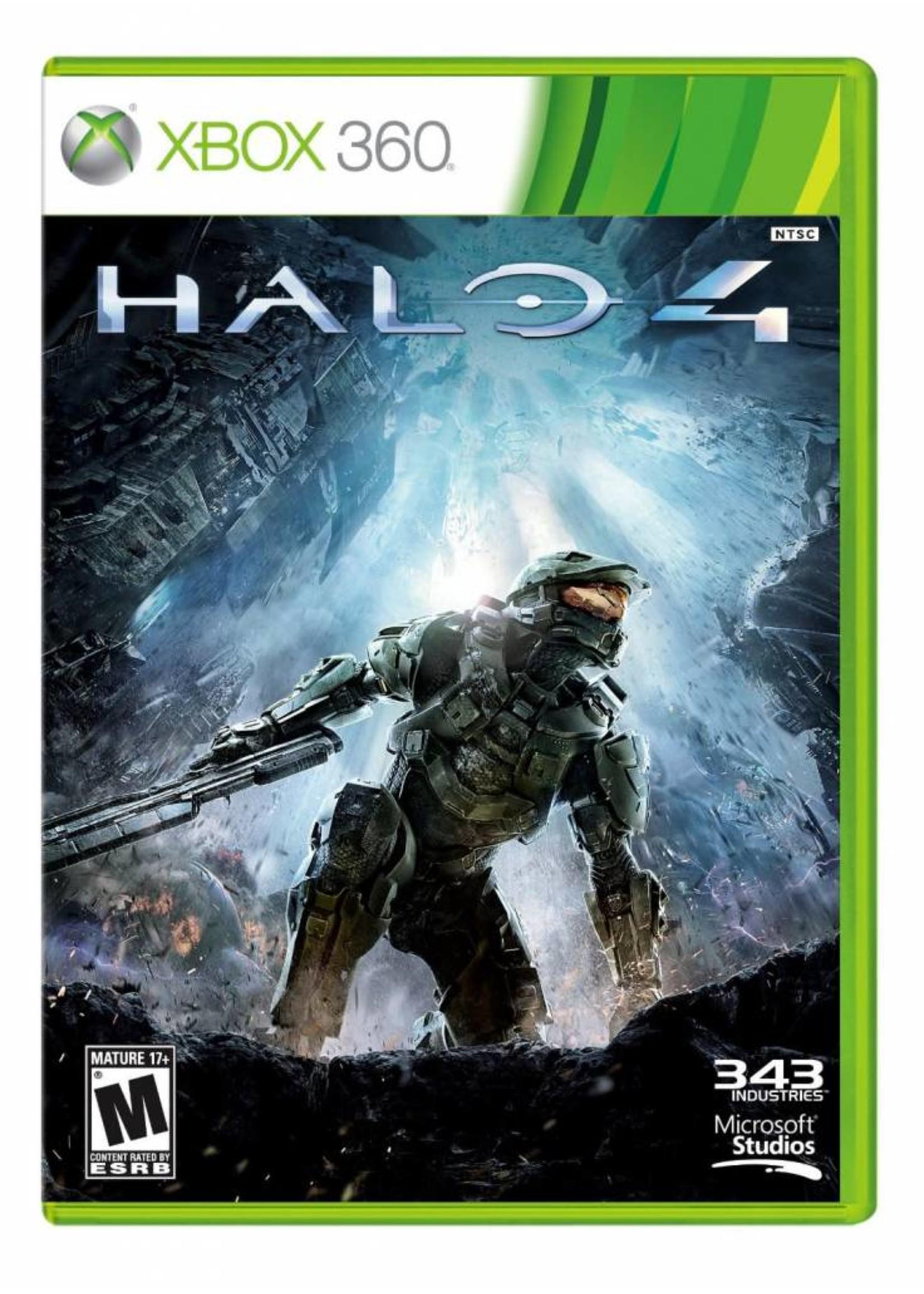 Halo 4 - XB360 PrePlayed