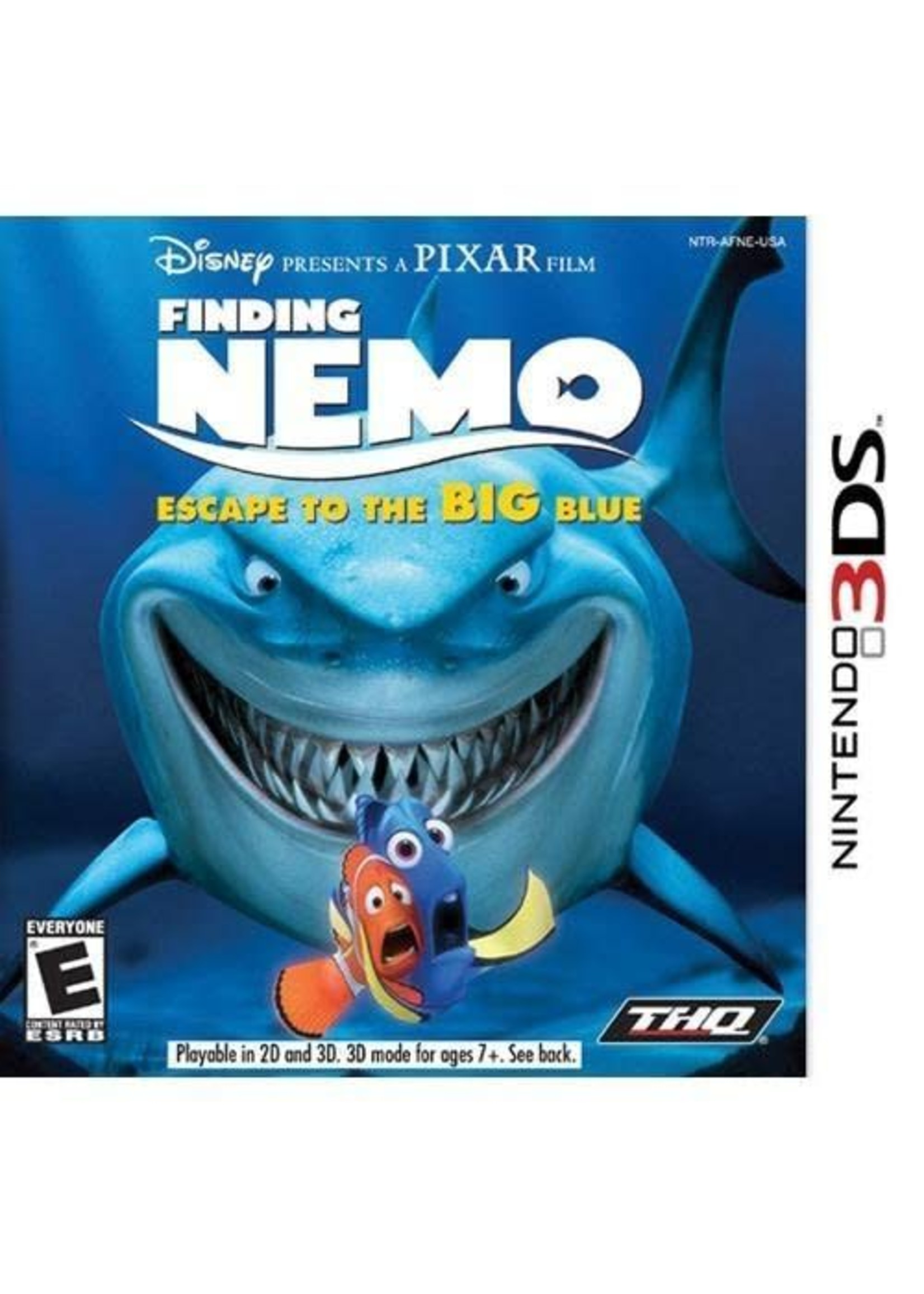 Finding Nemo - 3DS PrePlayed