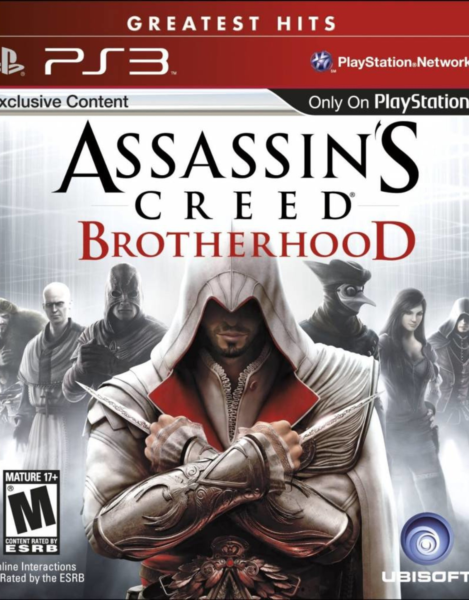 Assassin's Creed Brotherhood - PS3 PrePlayed