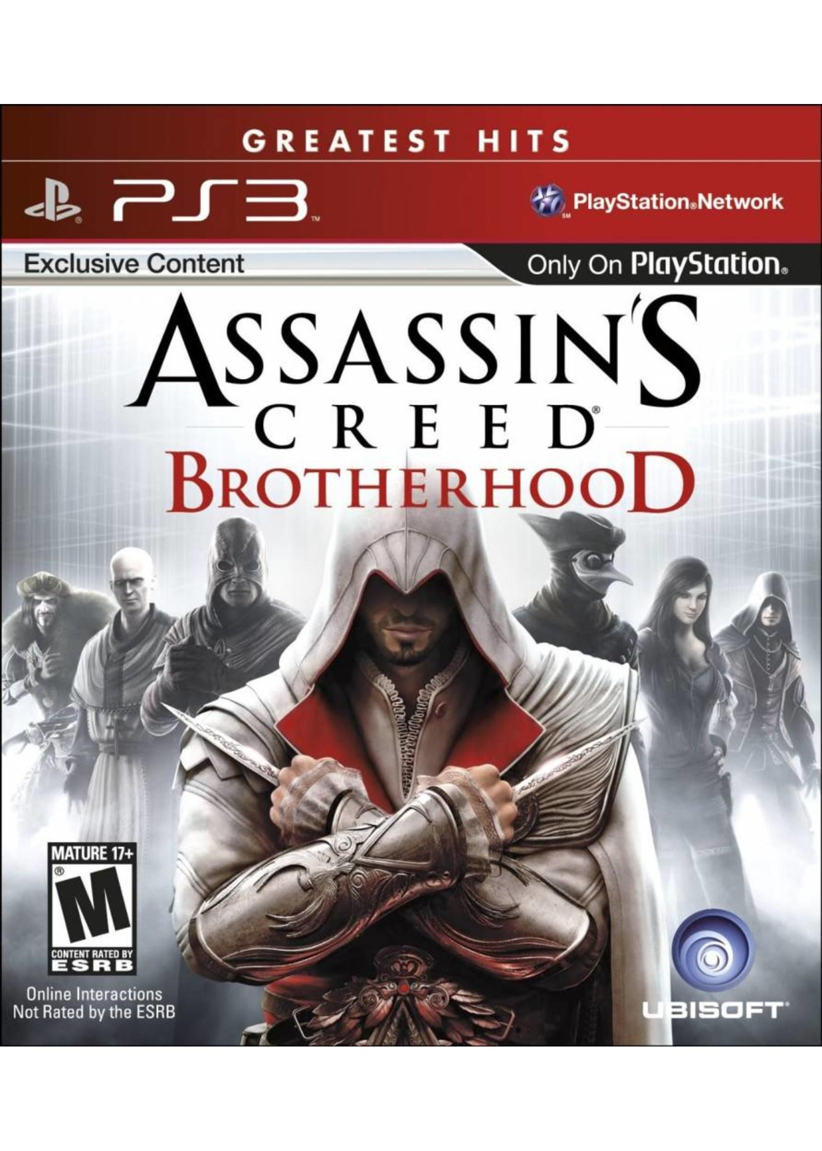 Assassin's Creed Brotherhood - PS3 PrePlayed