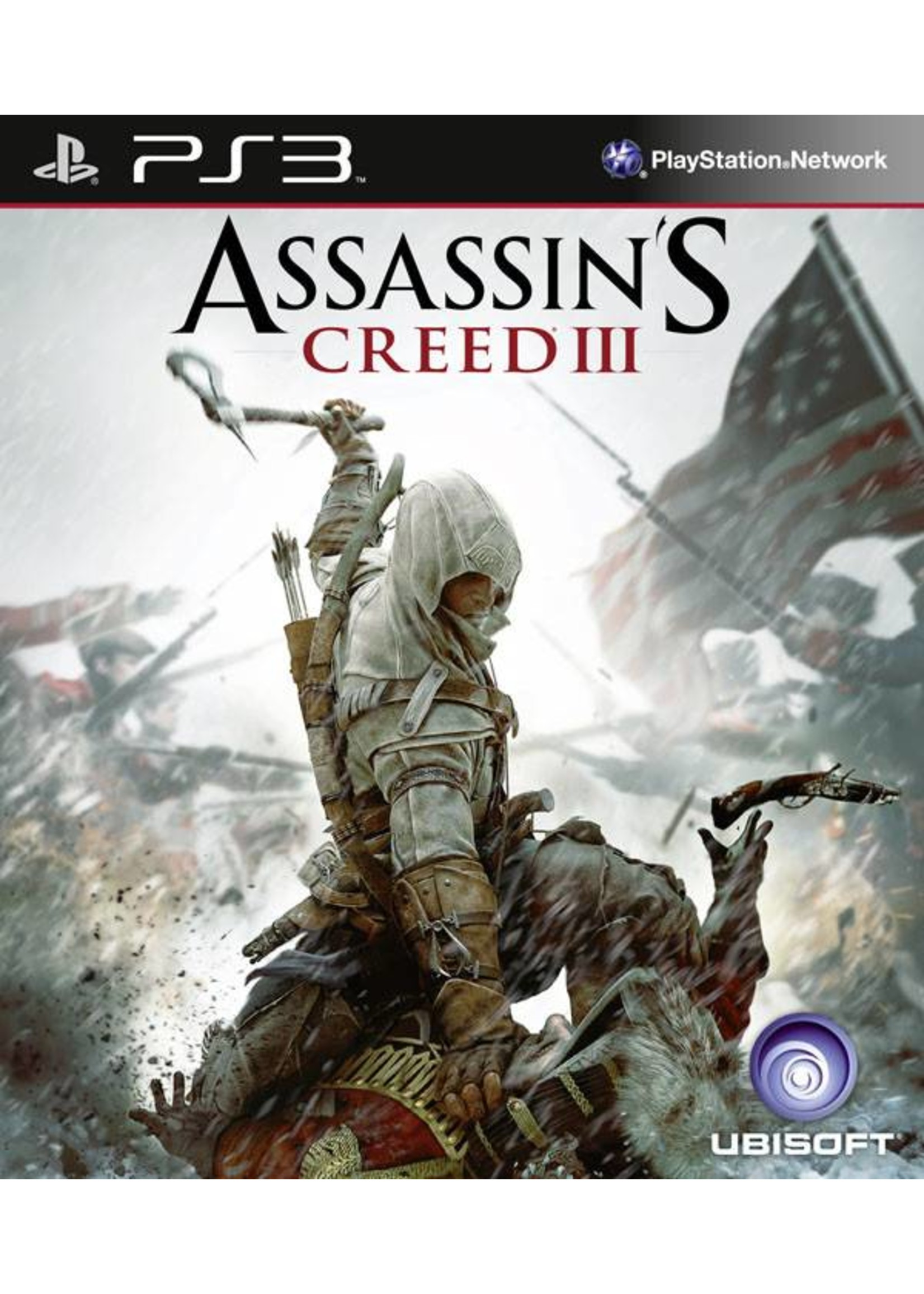 Assassin's Creed 3 - PS3 PrePlayed