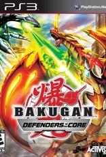 Bakugan: Defenders Of Core - PS3 PrePlayed