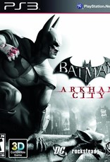 Batman: Arkham City - PS3 PrePlayed