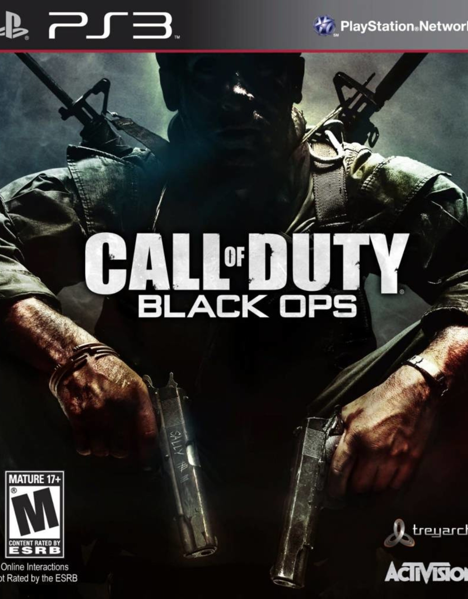 Call of Duty: Black Ops - PS3 PrePlayed