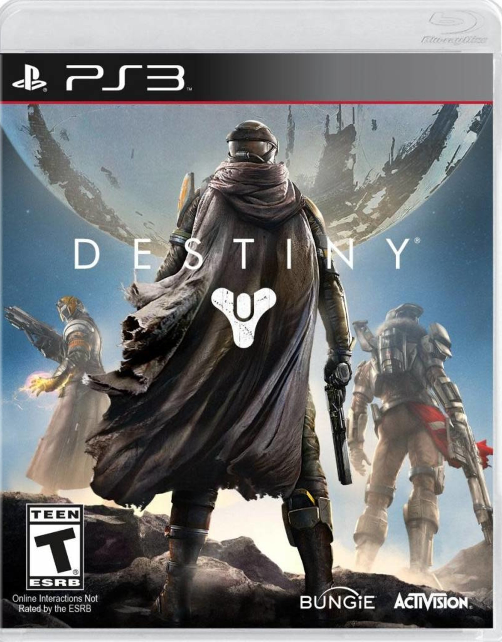 Destiny - PS3 PrePlayed