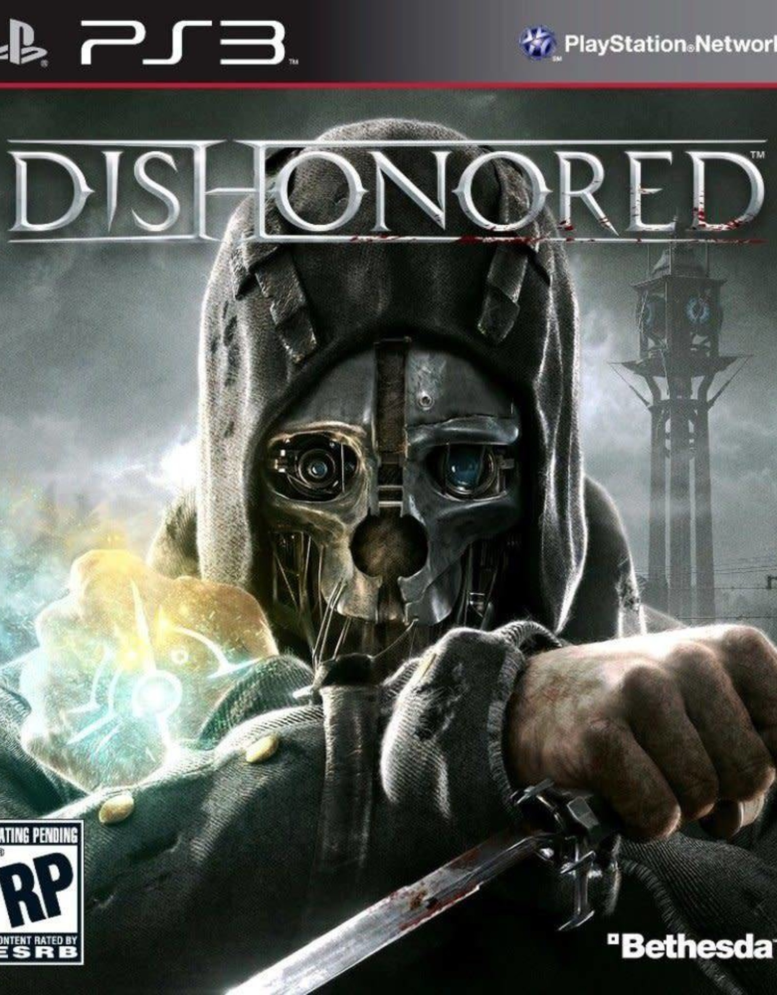 Dishonored - PS3 PrePlayed