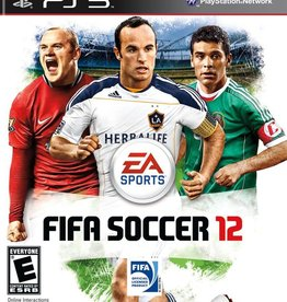 FIFA 12 - PS3 PrePlayed