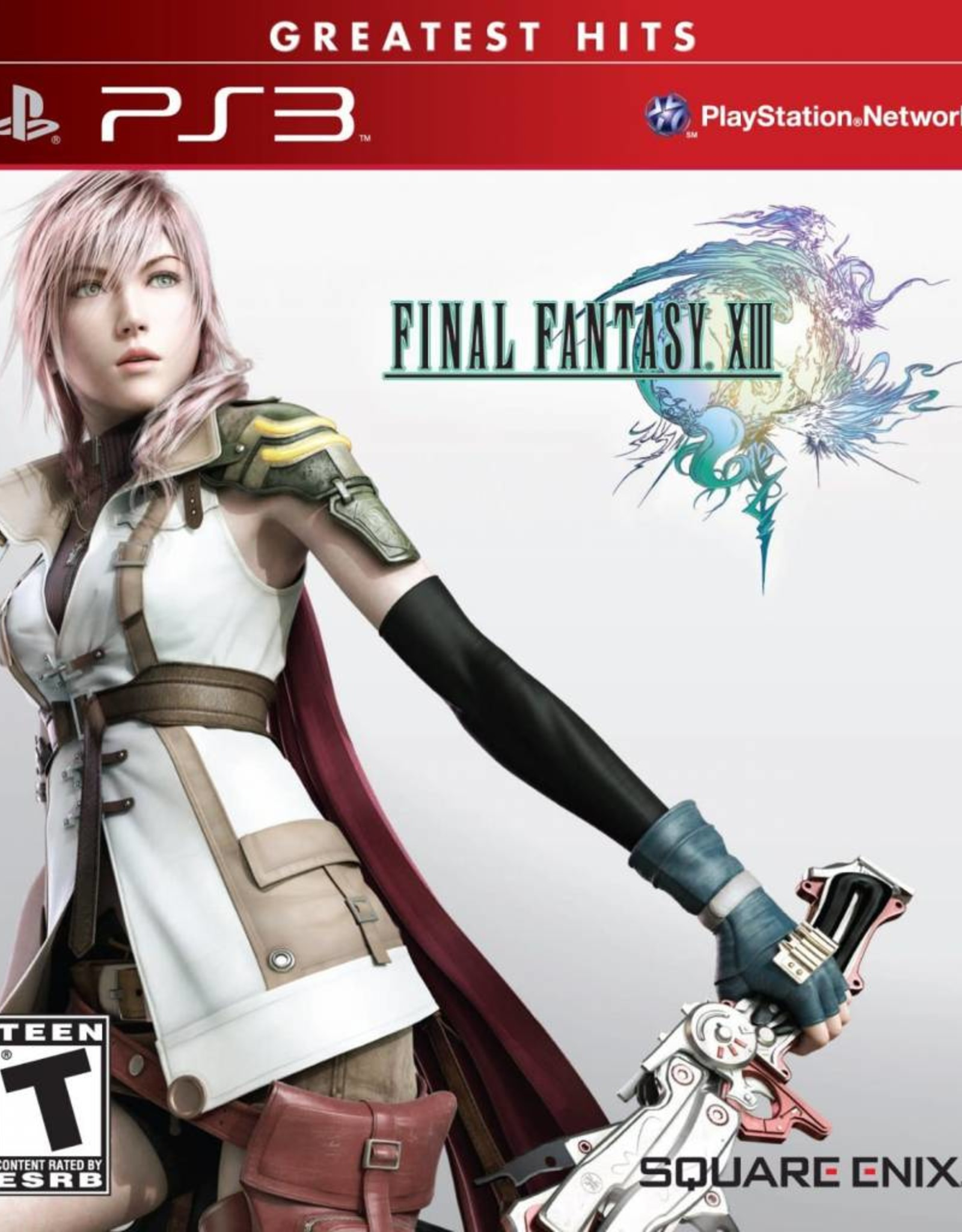 Final Fantasy 13 - PS3 PrePlayed