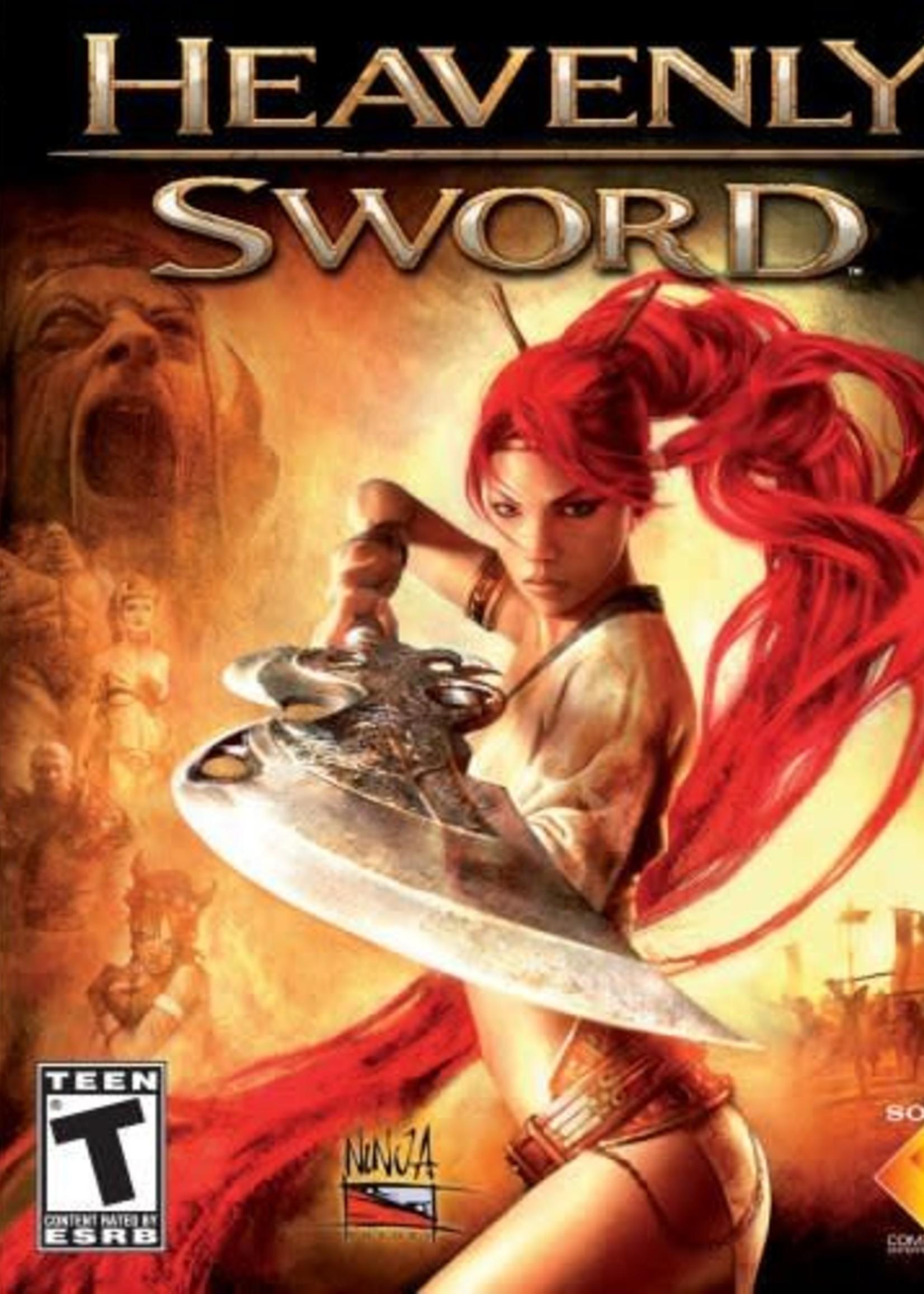 Heavenly Sword - PS3 PrePlayed
