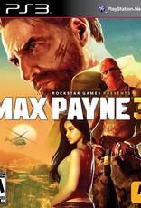 Max Payne 3 - PS3 PrePlayed