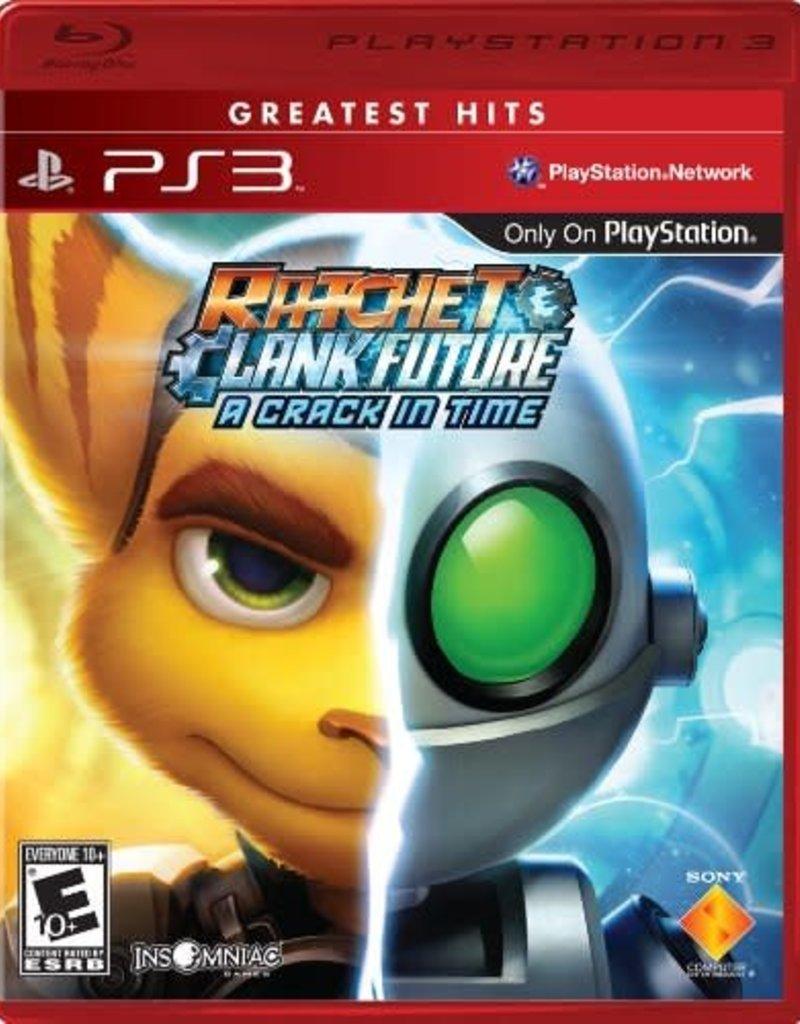 Ratchet Clank FUTURE: Cra - PS3 PrePlayed