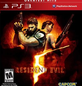 Resident Evil 5 - PS3 PrePlayed