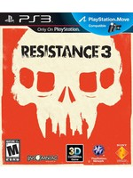 Resistance 3 - PS3 PrePlayed