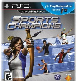 Sports Champions - PS3 PrePlayed