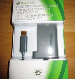 XB360 Hard Drive Transfer Cable